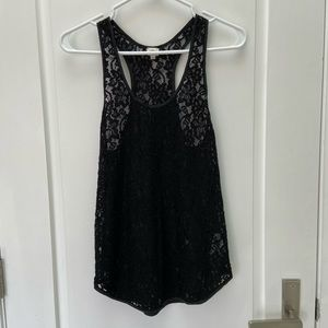 Wilfred lace tank top size xs